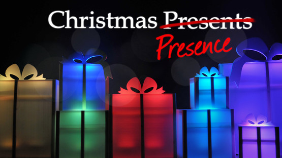 Christmas presence widescreen