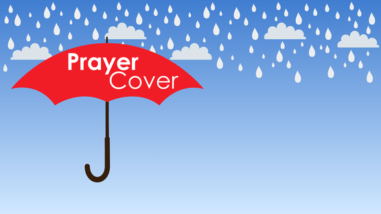 Prayer cover title slide