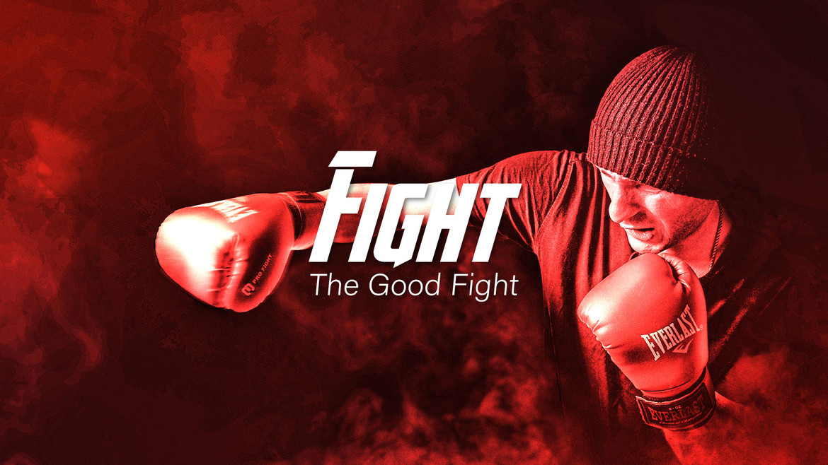 Fight the good fight widescreen web